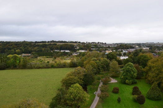 View From The Blarney Stone
