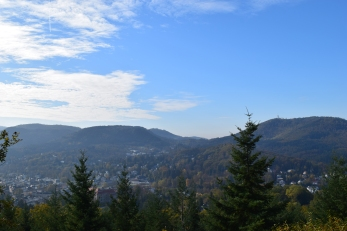 The Black Forest - Baden Baden
