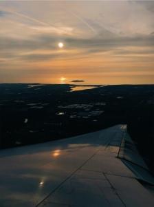 Sunrise Over Dublin